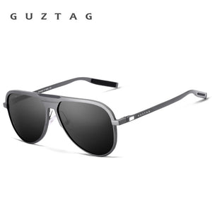 GUZTAG Classic Brand Men Aluminum Sunglasses HD Polarized UV400