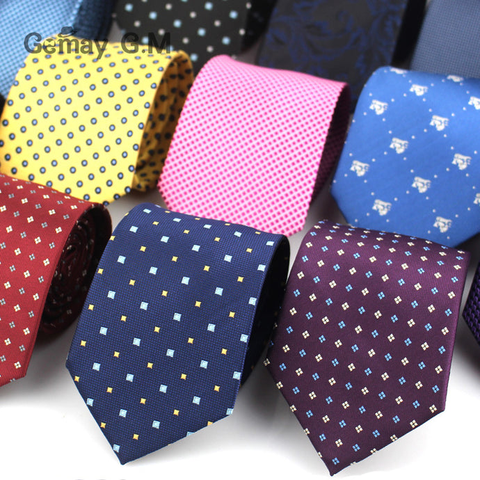 Classic Men Ties for Business Formal