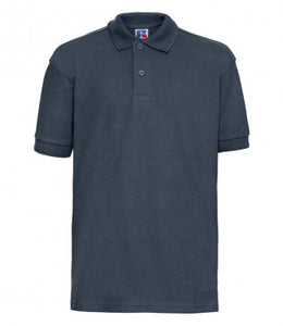 St Patrick's - Adult's Navy Polo