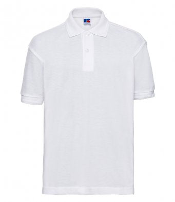 St Patrick's - Child's White Polo Shirt