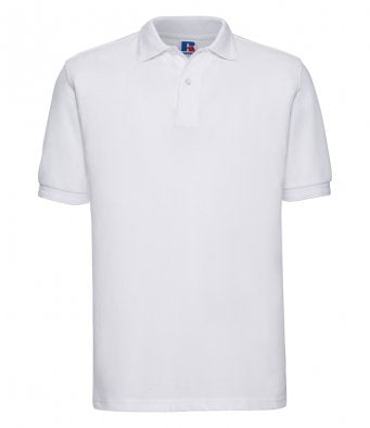Derwent Vale - Adult's White Polo