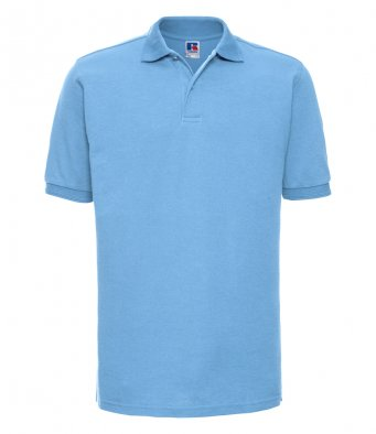 Moresby School - Adult's Sky Blue Polo