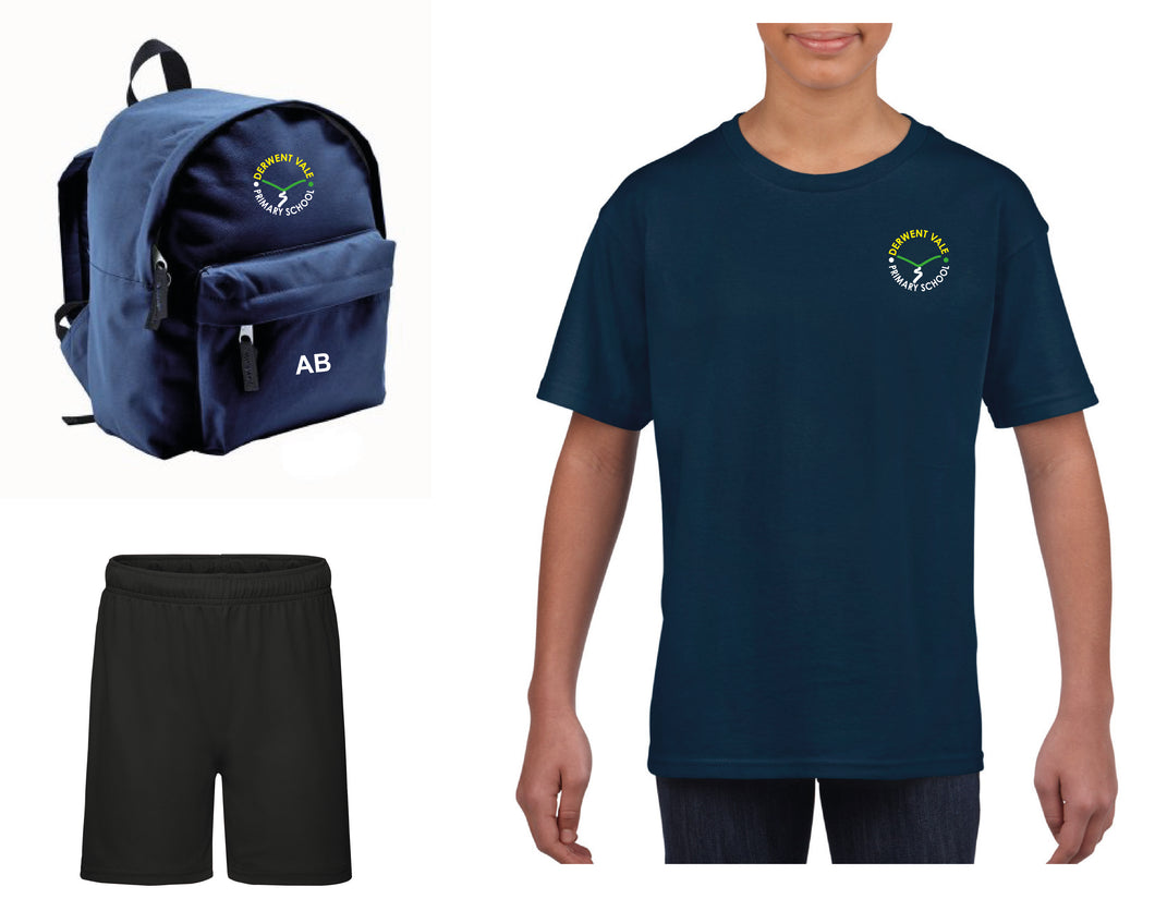 Derwent Vale PE Kit Bundle