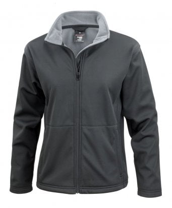 Moresby School - Ladies Softshell Jacket