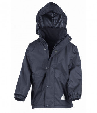 Moor Row - Adult's Reversible Jacket