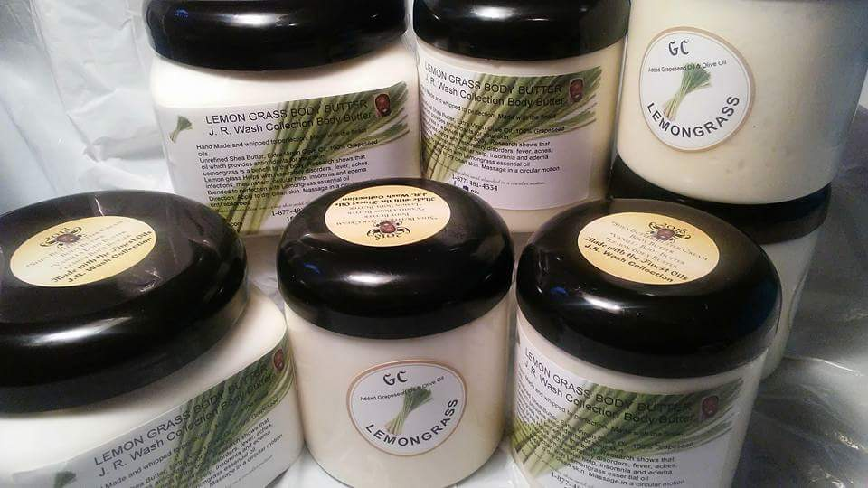 Lemongrass Body Butter-BB8LMG