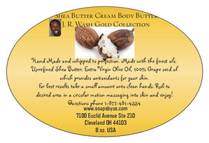 Shea Butter Cream Body Butter-BB8JGBC