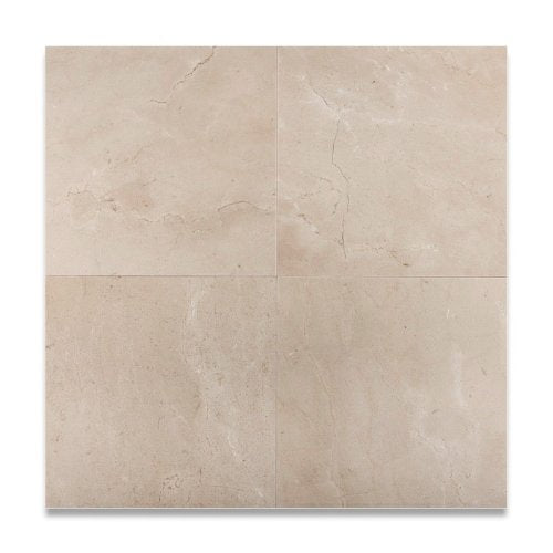 Spanish Crema Marfil Marble Polished 12