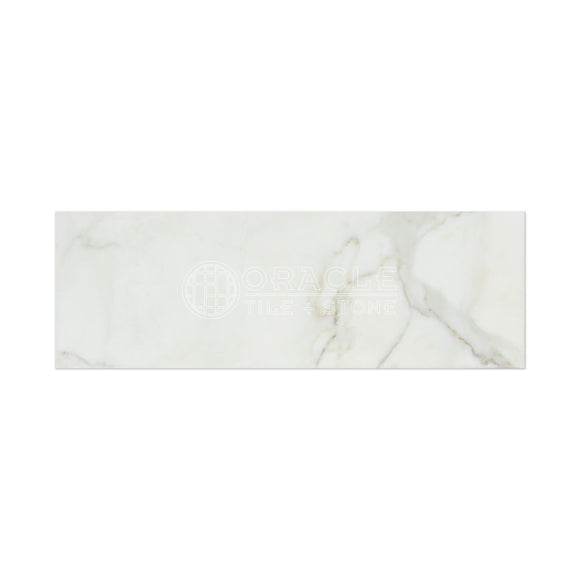 Calacatta Gold (Italian Calcutta) Marble 4 X 12 Field Tile, Polished for Betsy (50 sq.ft.)