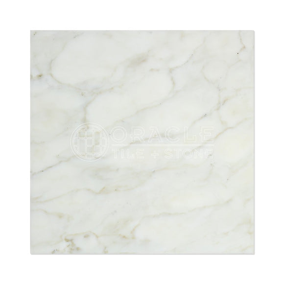 Calacatta Gold (Italian Calcutta) Marble 12 X 12 Field Tile (Lot of 50 pcs. (50 sq. ft.), Honed)