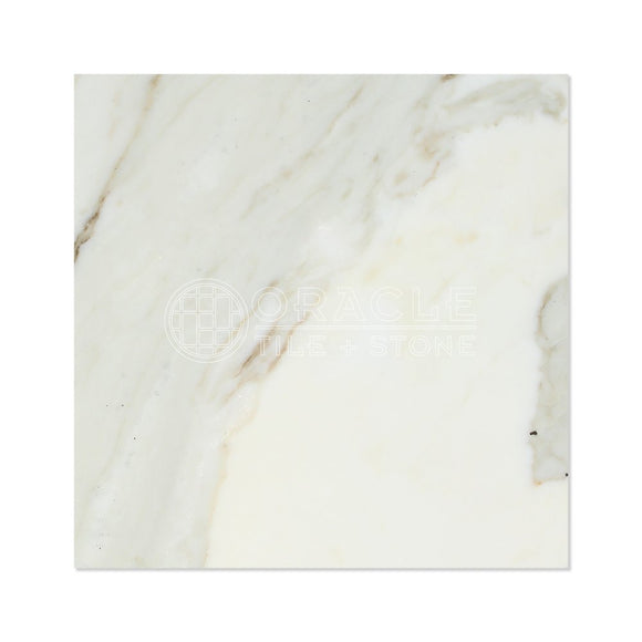 Calacatta Gold (Italian Calcutta) Marble 18 X 18 Field Tile (Lot of 100 pcs. (225 sq. ft.), Honed)