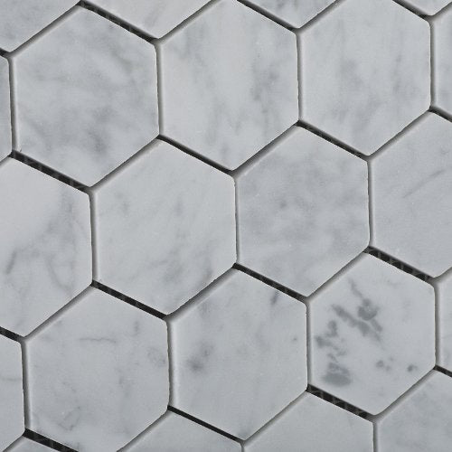 Bianco Carrara White Marble Polished 2