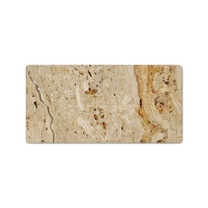 Valencia Travertine 3 X 6 Rectangular Field Tile, Tumbled (LOT of 50 SQ. FT.)