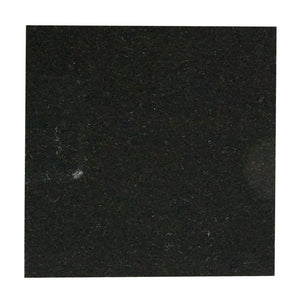 Black Granite 6 X 6 Field Tile, Polish Lot of - 100 Pcs.