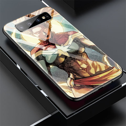 Marvel Glass Phone Cases For Samsung- My urban shop