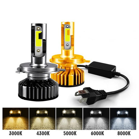 Car LED Headlight Lamp by my urban shop