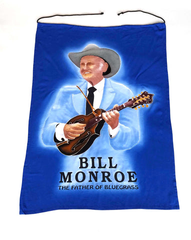 Bill Monroe The Father of Bluegrass Flag