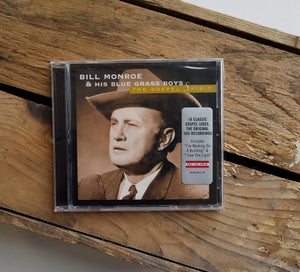 Bill Monroe & His Blue Grass Boys | The Gospel Spirit