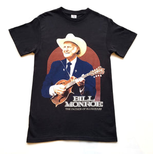 Bill Monroe The Father of Bluegrass T-shirt