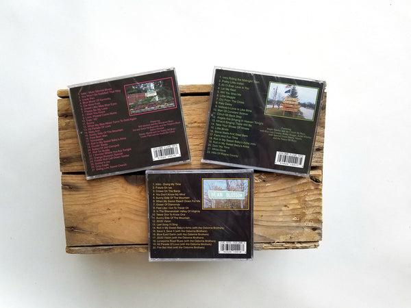 Live from Bean Blossom 3-CD Set | 1972 & 1973