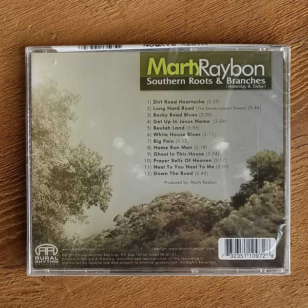 Marty Raybon Southern Roots & Branches