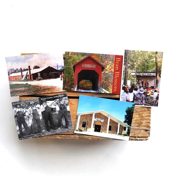 Pack of 5 Postcards