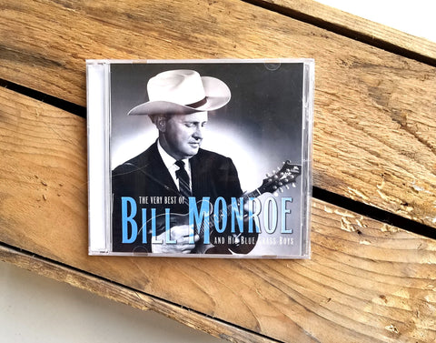 The Very Best of Bill Monroe & His Blue Grass Boys