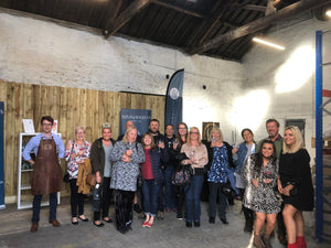 The Taplin & Mageean Gin Train Experience