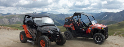 The Three Best UTV Trail Systems For Your E85-equipped UTV