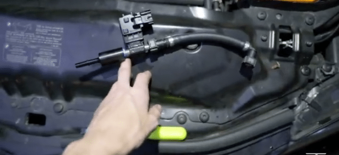 Easy Flex Fuel Installation on the E60 M5