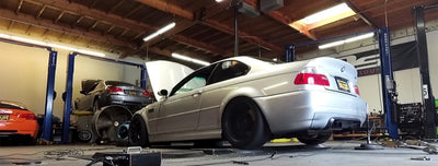 BMW E46 M3 Enthusiast Website Buildjournal Reviews PROFLEX Commander