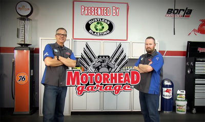 Motorhead Garage Feature