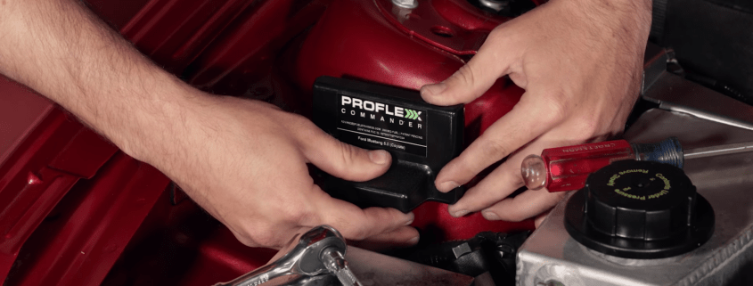 The Tuning School Releases PROFLEX Commander Installation Video for Ford Mustang 5.0