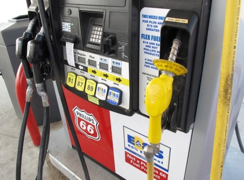 Use E85 with PROFLEX Commander
