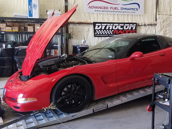 C5 Corvette Flex Fuel E85 System