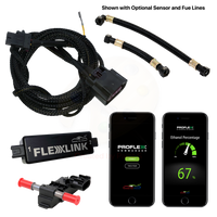 FlexLink flex fuel system for Gen4 Cadillac Escalade