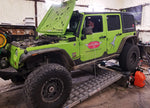 Jeep Wrangler Unlimited PROFLEX Commander