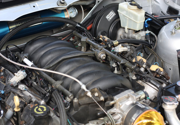 LS1 Swap Engine with PROFLEX Commander