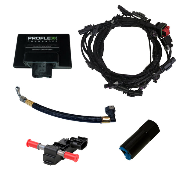 ProFlex Commander for 07-15 W204 Mercedes 6.3L AMG (M156) (new lower price)