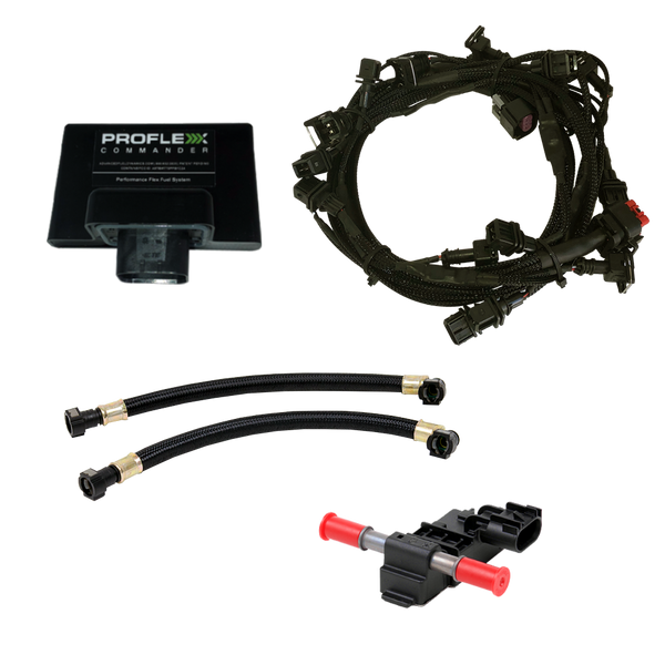 ProFlex Commander for 2003-06 Pontiac GTO