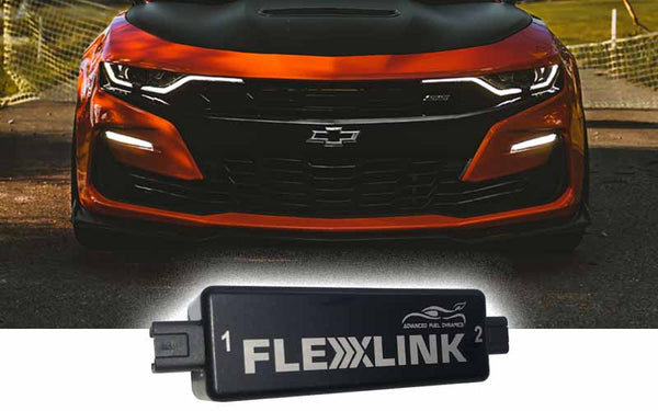 FlexLink flex fuel system for 2016-19 V8 Camaro