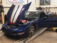C5 Z06 with PROFLEX Commander and E85
