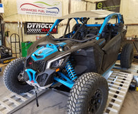 Can-Am X3 Turbo on E85