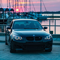 BWM E60 M5 with PROFLEX Commander performance flex fuel system