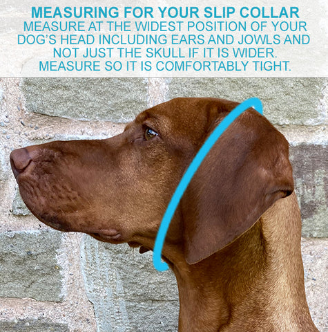 How to measure for your Slip Collar