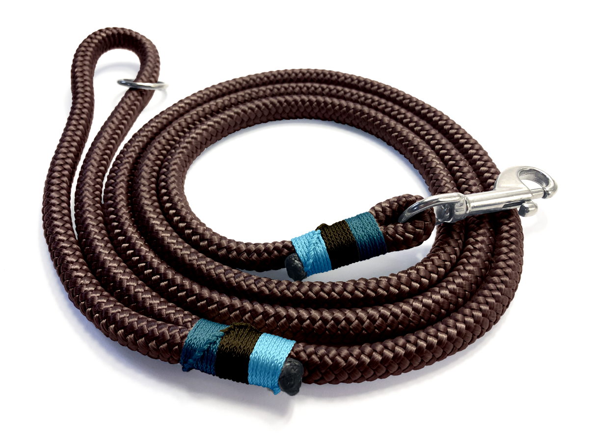 Designed For You - Clip Lead - Chocolate Blues