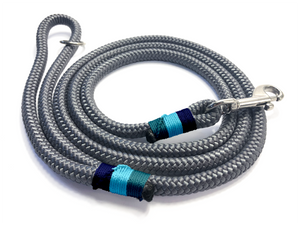 Designed For You - Clip Lead - Charcoal Blues