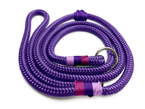 Designed For You - Ring Slip Lead - Purple Pinks
