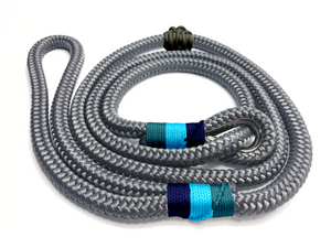 Designed For You - Thimble Slip Lead - Charcoal Blues