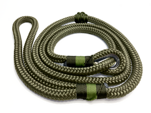 Designed For You - Thimble Slip Lead - Military Green Working